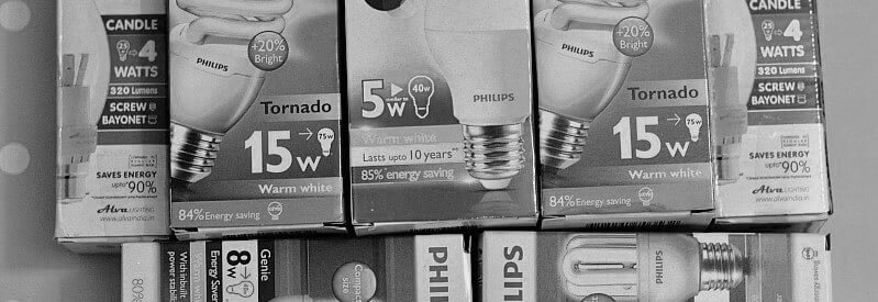 CFLs vs LEDs vs Incandescent Bulbs